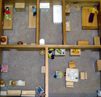 Dollhouse for Play Therapy
